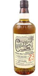 Craigellachie 23yr. Single Malt Scotch