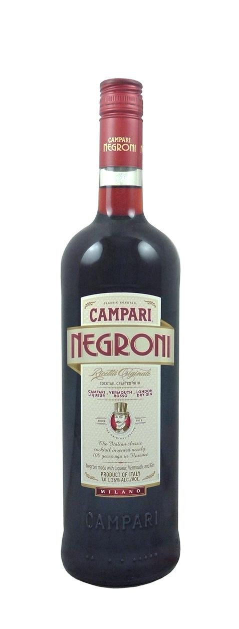 Campari Bottled Negroni