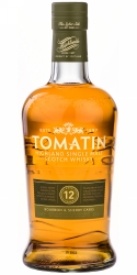 Tomatin 12yr Single Malt Scotch