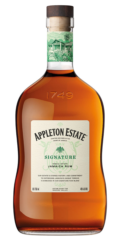 Appleton Estate Signature Blend Jamaica Rum