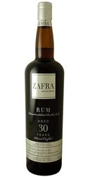 Zafra Master Series 30yr Aged Rum
