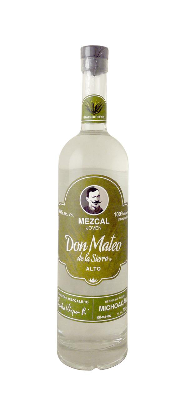 Don Mateo Agave Inaequidens Mezcal