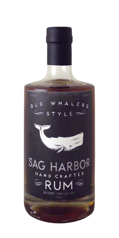 Sag Harbor Old Whalers Style Rum