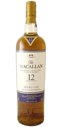 Macallan 12 Yr Double Cask Scotch