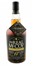 The Real McCoy 12yr Aged Rum