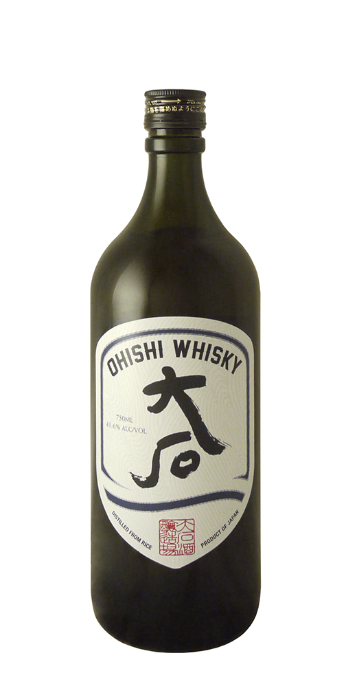 Ohishi Brandy Cask Japanese Whisky