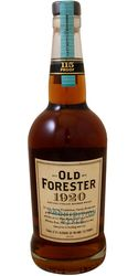Old Forester 1920 Prohibition Bourbon