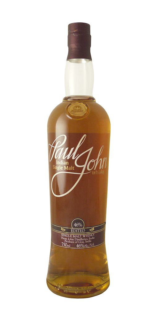 Paul John Edited Single Malt Whisky