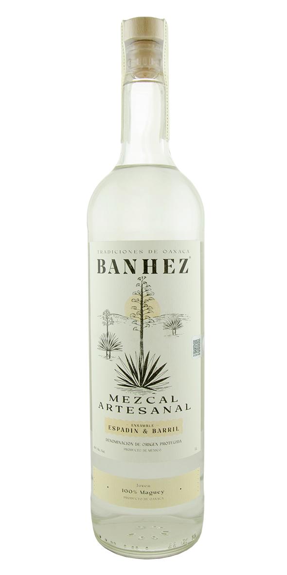 Banhez Espadin & Barril Mezcal