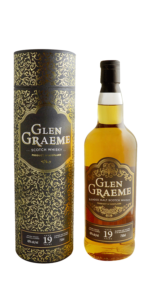 Glen Graeme 19yr Blended Malt