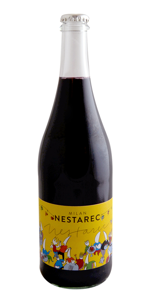 Milan Nestarec Forks And Knives Red Astor Wines Spirits