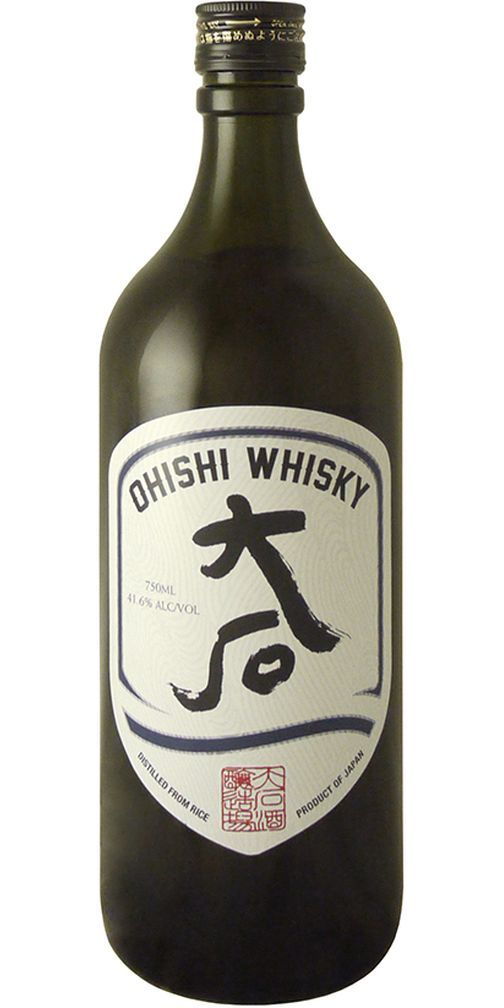 Ohishi Astor Brandy Cask Japanese Whisky