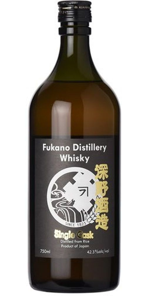 Fukano Astor Single Cask Japanese Whisky