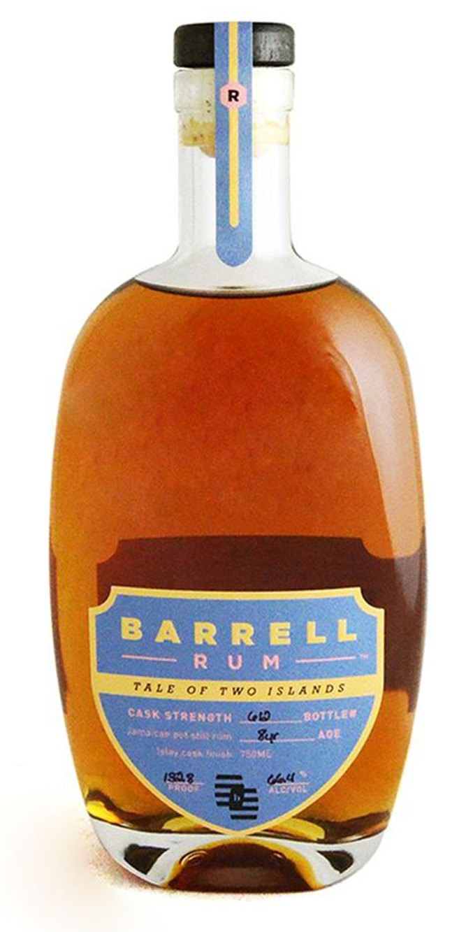 Barrell 8yr Rum Tale of Two Islands