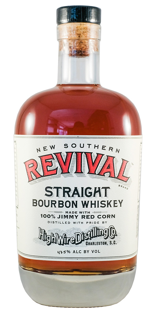 High Wire Jimmy Red Straight Bourbon