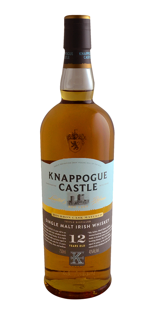 Knappogue Castle 12 yr. Single Malt