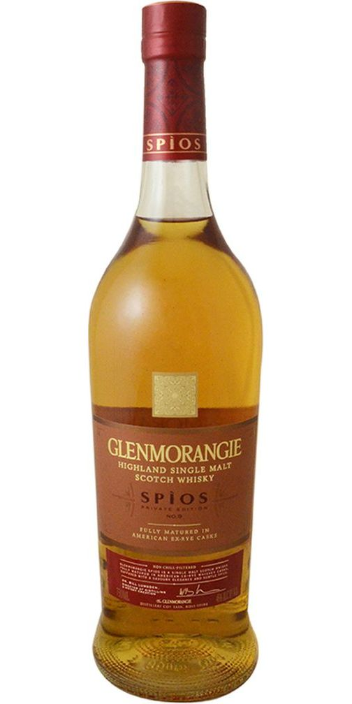 Glenmorangie Spios Single Malt Scotch