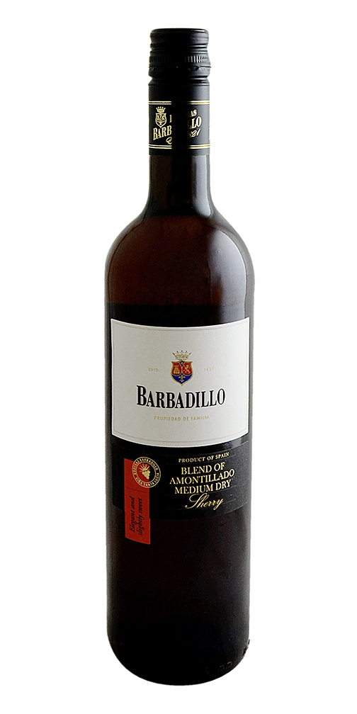 Barbadillo Amontillado Medium Dry Blend