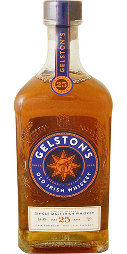Gelston's Old Irish Single Malt Whiskey