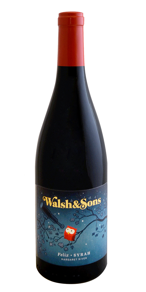 "Walsh & Sons ""Felix"" Syrah"