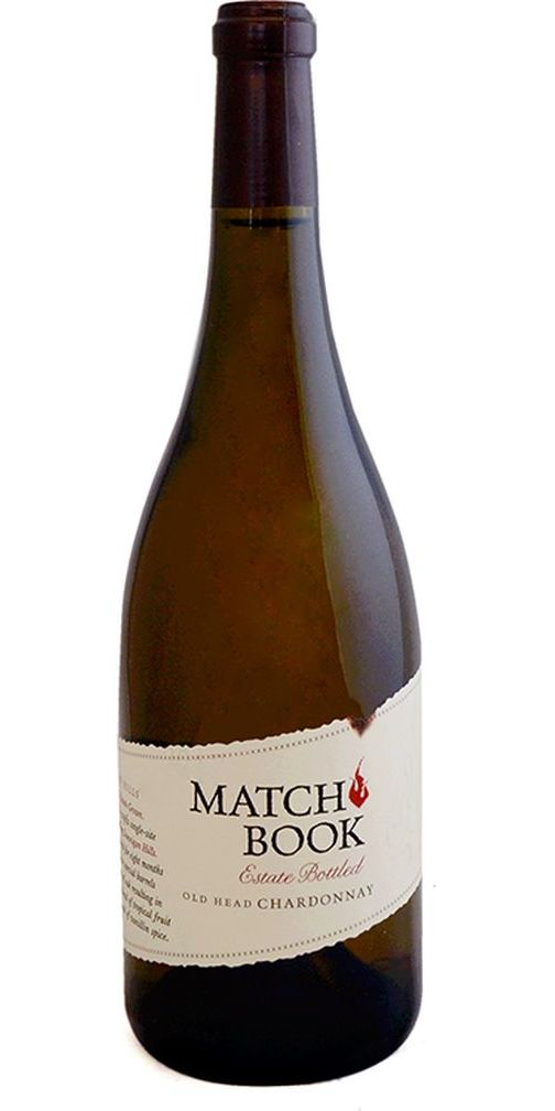 "Matchbook ""Old Head"" Chardonnay, Dunnigan Hills"