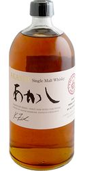 White Oak Akashi Sommelier Series Japanese Whisky