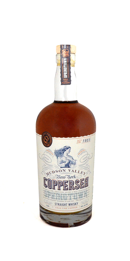 Coppersea Springtown Straight Whisky