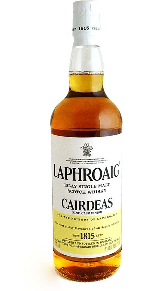 Laphroaig 2018 Cairdeas Fino Cask Single Malt Scotch
