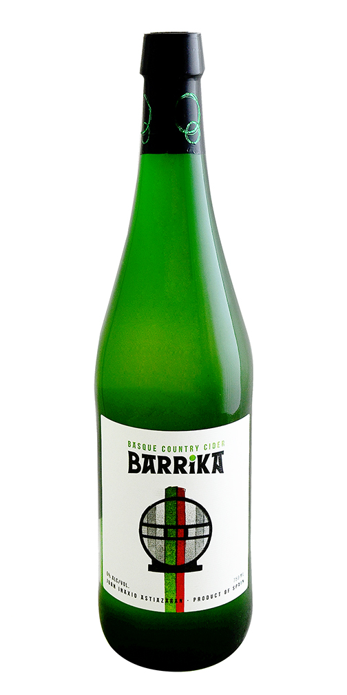 Barrika Basque Cider