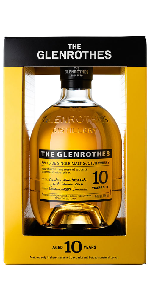 Glenrothes 10yr Single Malt Scotch
