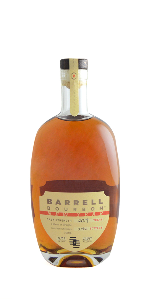 Barrell New Years Edition #3 Bourbon Whiskey