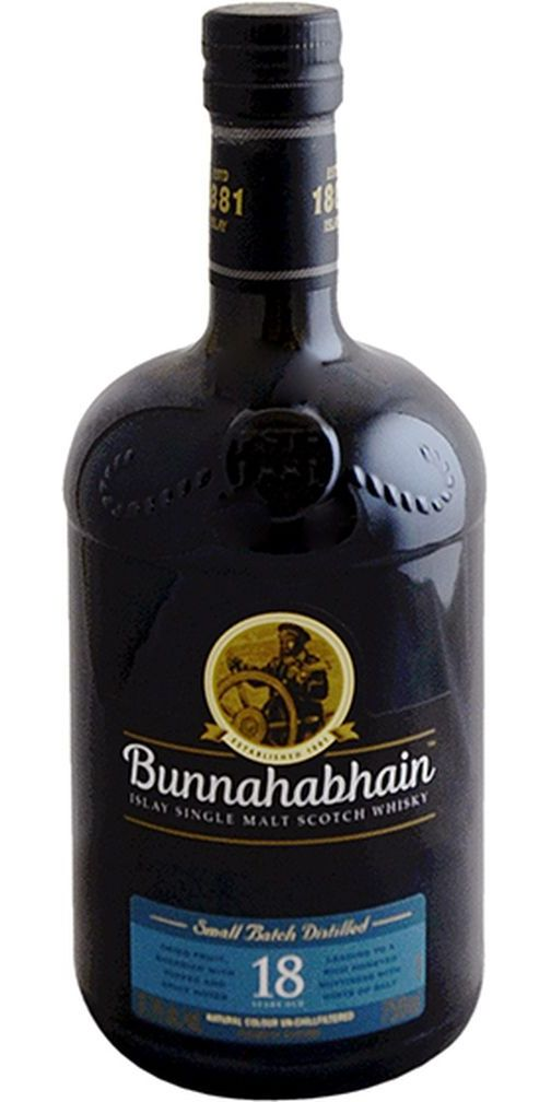 Bunnahabhain 18yr Single Malt Scotch Whisky