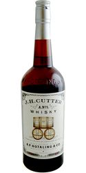 J.H. Cutter American Whiskey