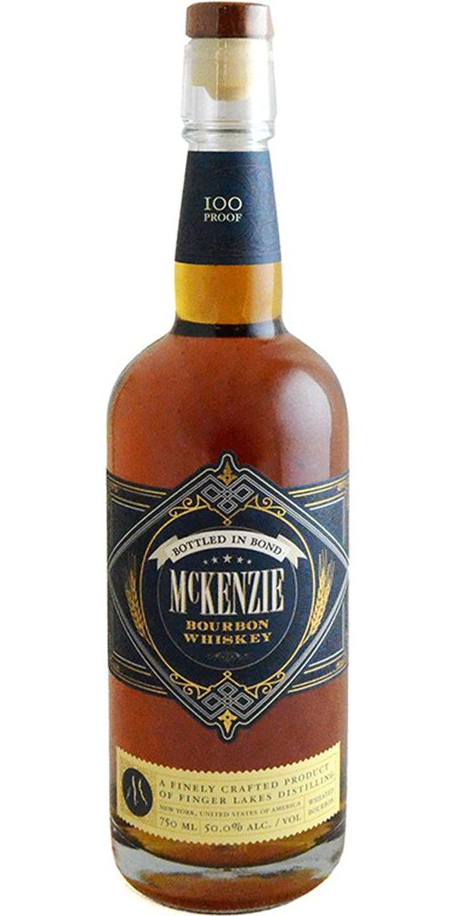 McKenzie Bottled in Bond Bourbon