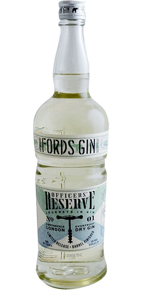 Ford's Officer's Reserve Gin