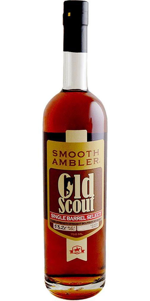 Smooth Ambler 13yr Single Barrel Bourbon