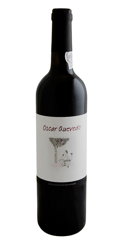 Oscar Quevado, Kosher Red Wine, Douro