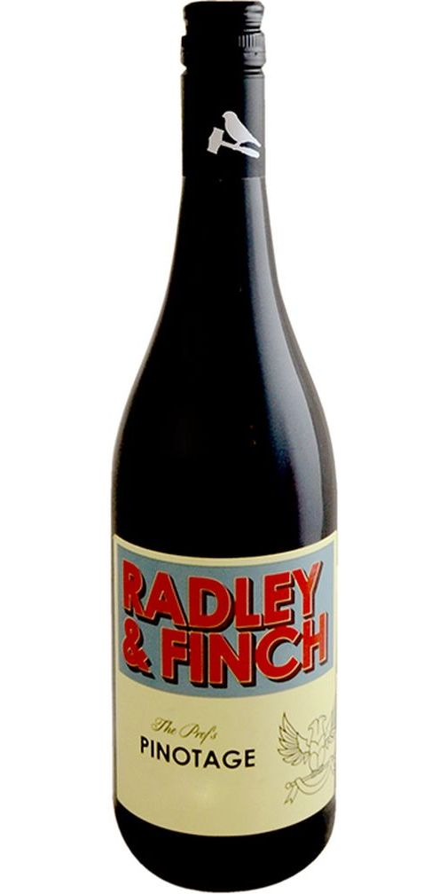 "Radley & Finch ""The Prof's"" Pinotage"