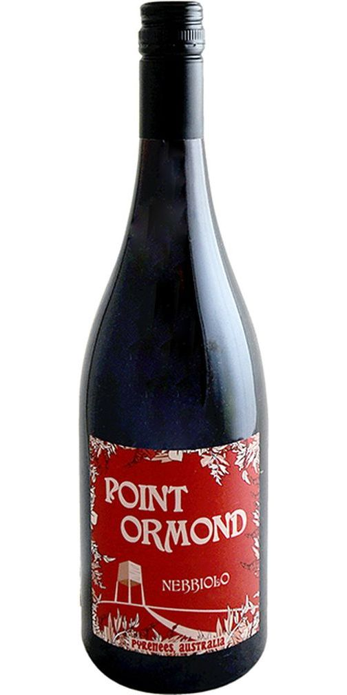 "Point Ormond ""Pyrenees"" Nebbiolo"