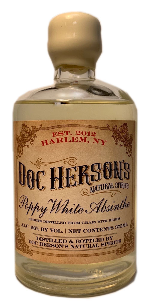 Doc Herson's Natural White Absinthe