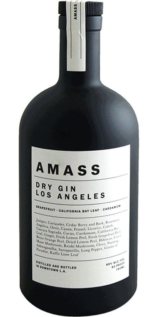 Amass Los Angeles Dry Gin