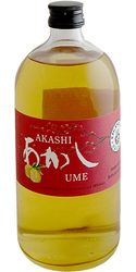 Akashi Ume Japanese Plum Flavored Whisky