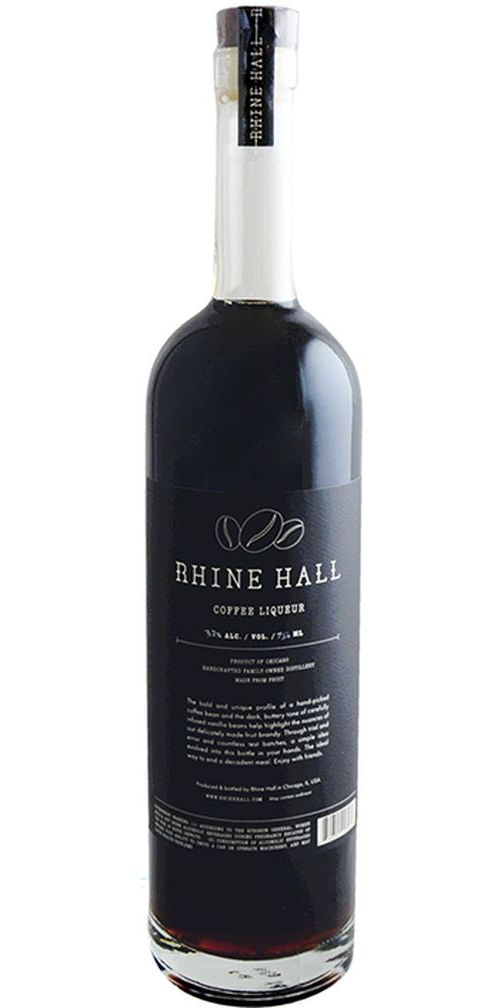 Rhine Hall Coffee Liqueur