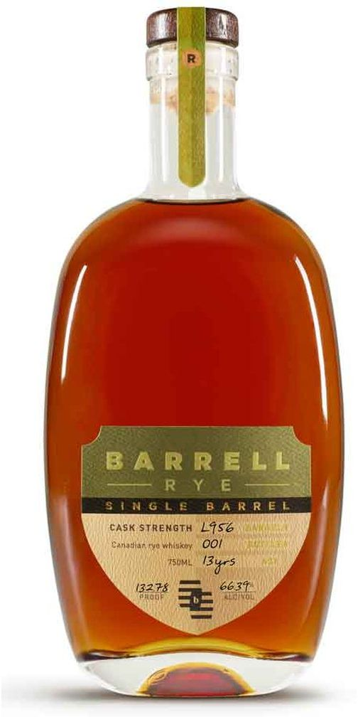 Barrell 13yr Rye Astor Single Barrel