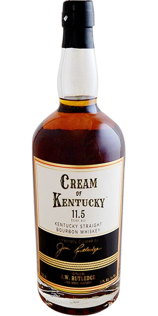 Cream of Kentucky 11.5yr Bourbon Whiskey