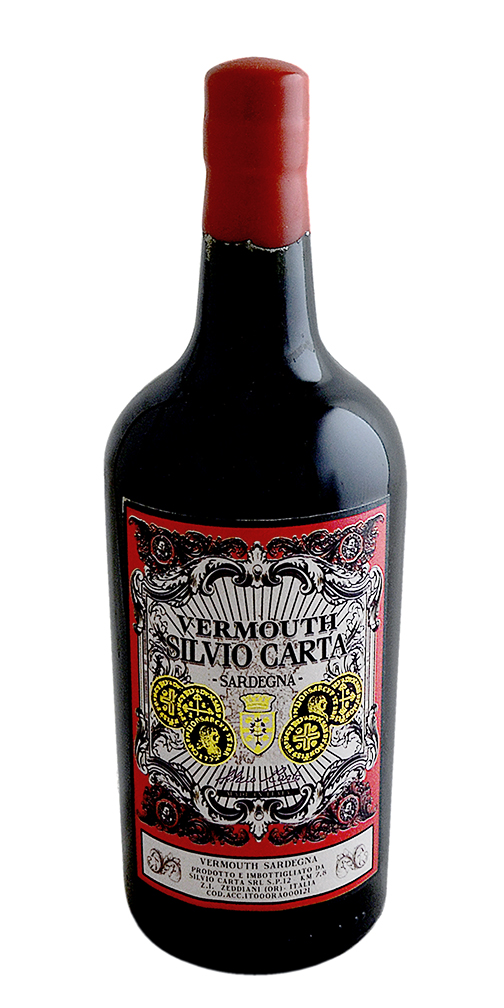 Silvio Carta Sweet Vermouth