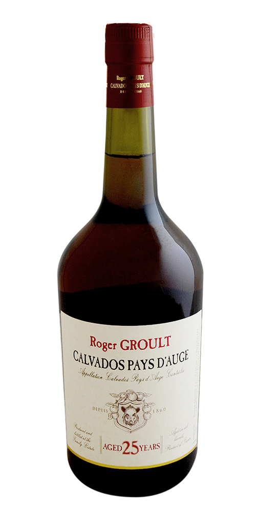 Roger Groult 25yr Pays D'Auge Calvados