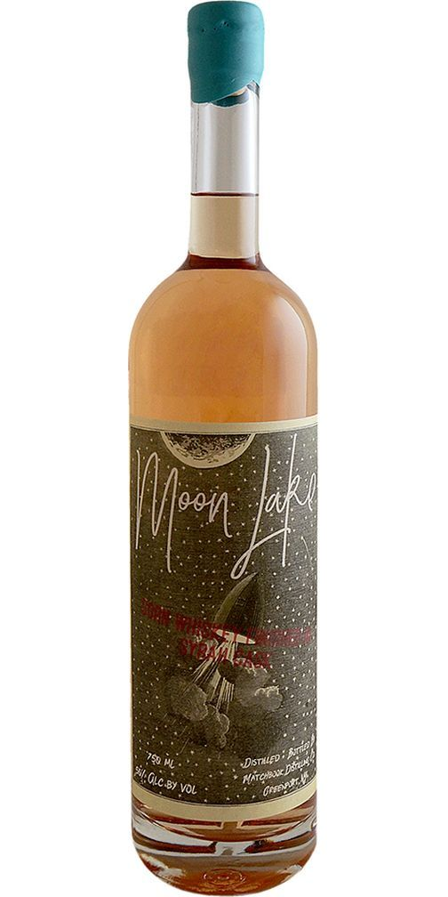 Moon Lake Syrah Cask Corn Whiskey