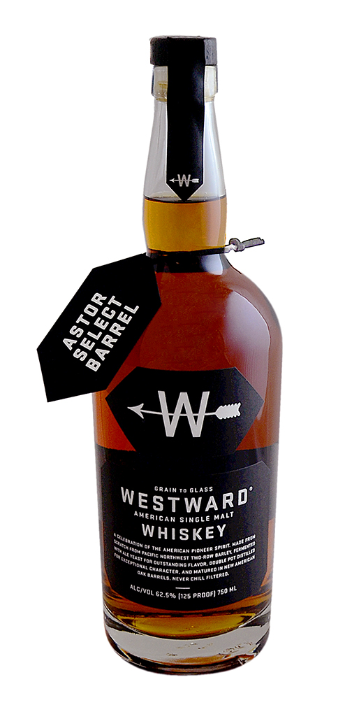 Westward Astor Single Cask American Single Malt