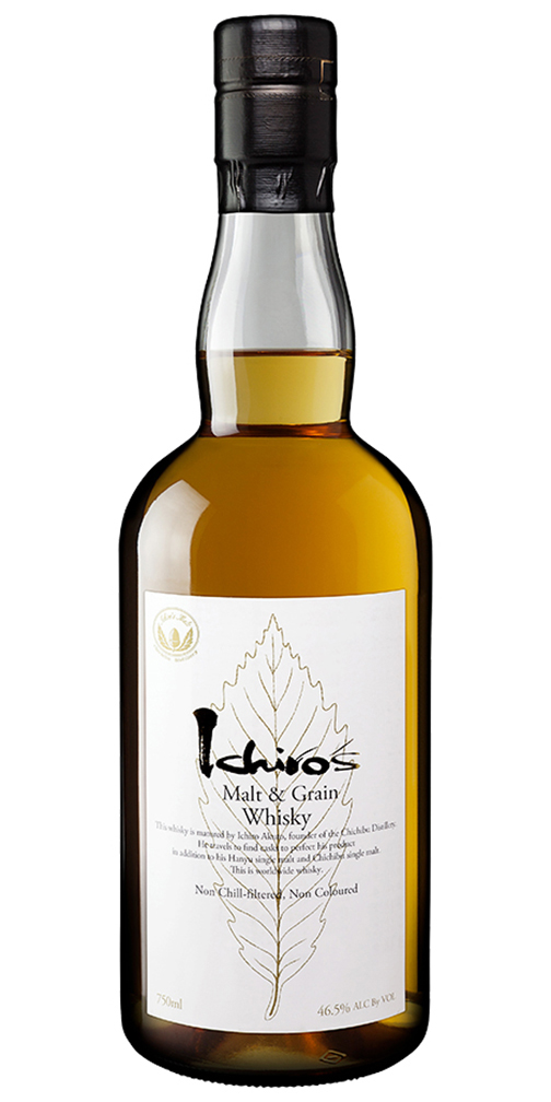 Ichiro's Malt and Grain Japanese Whisky